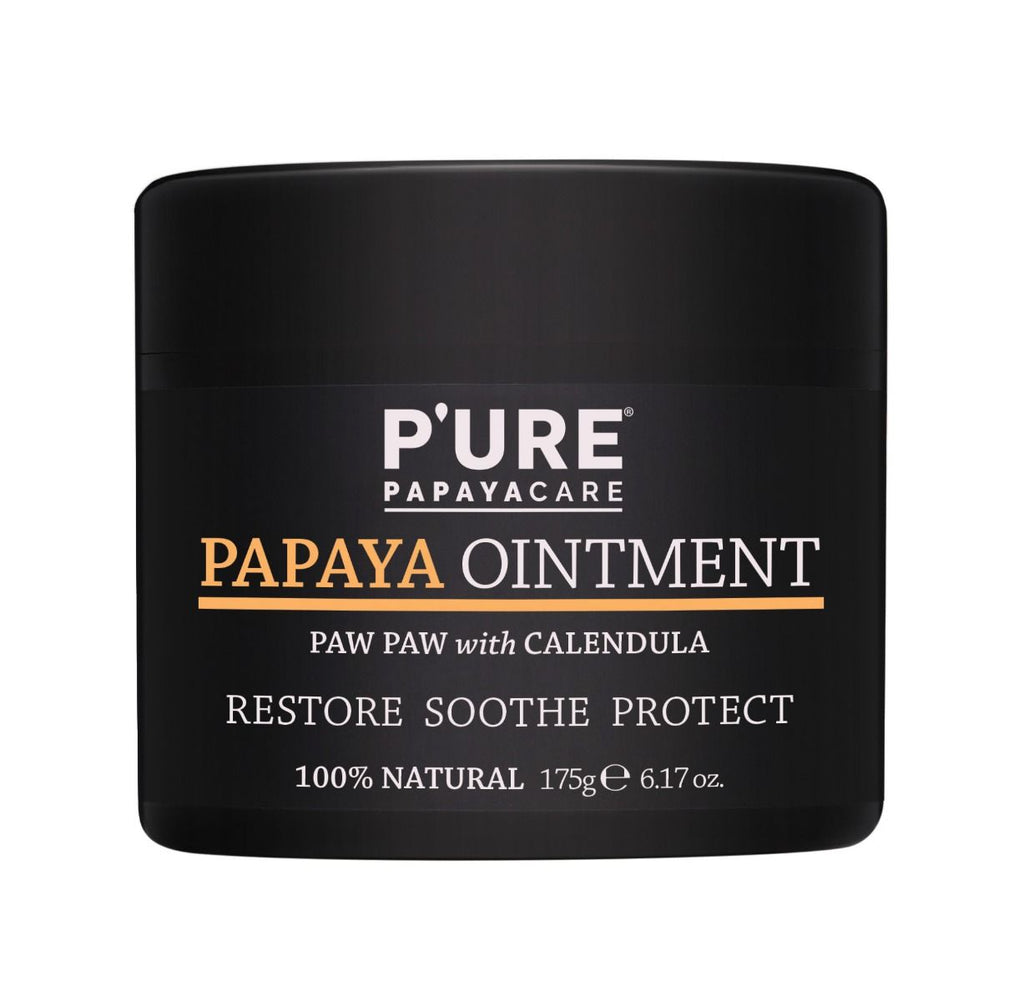 PURE Papaya (paw paw) Ointment with Calendula (175g / 6.17oz)