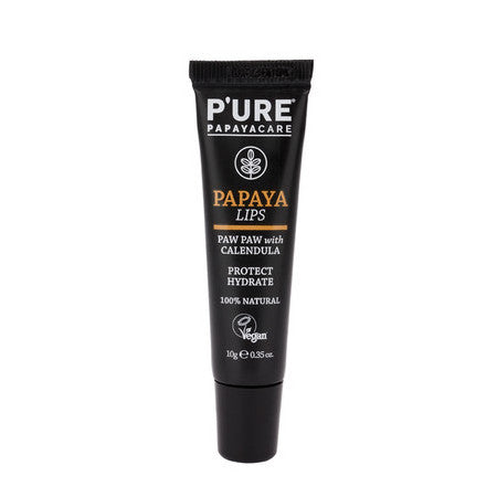PAPAYA LIPS_P'URE PAPAYACARE (10g/0.35oz)