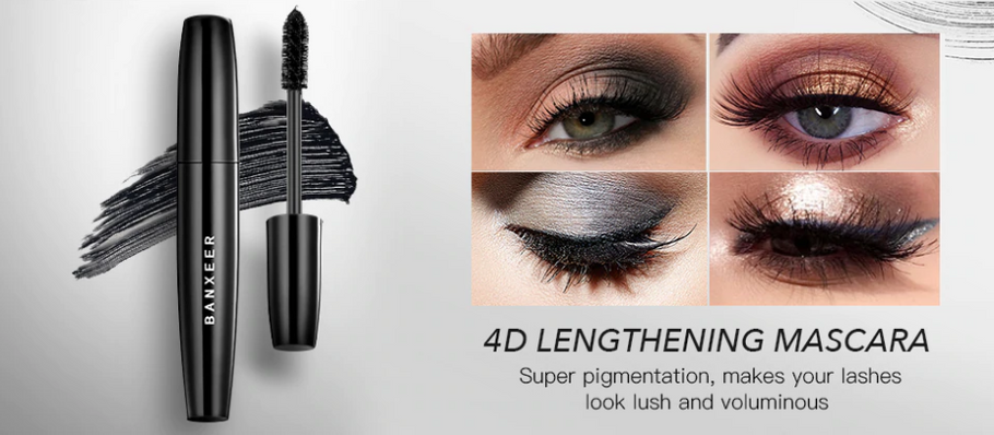 It's Time to Say Goodbye Stubby Lashes & Hello to 4 d Silk Fibre Eyelash Mascara