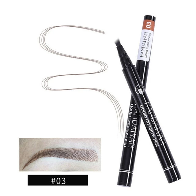Eyebrow Pen black