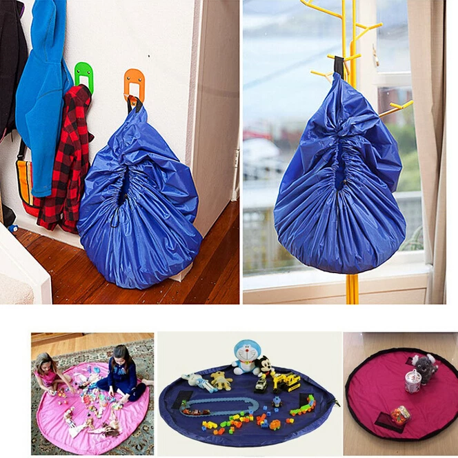 Kid Toys Storage Bag