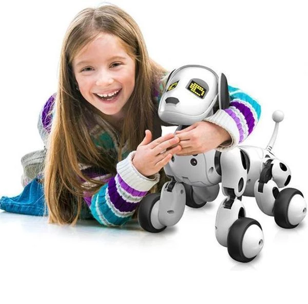 Little Robot Dog Toy