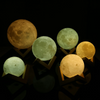 Load image into Gallery viewer, Moon Lamp Night Light