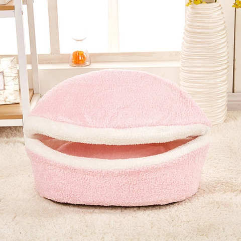 Hamburger Bed For Cat
