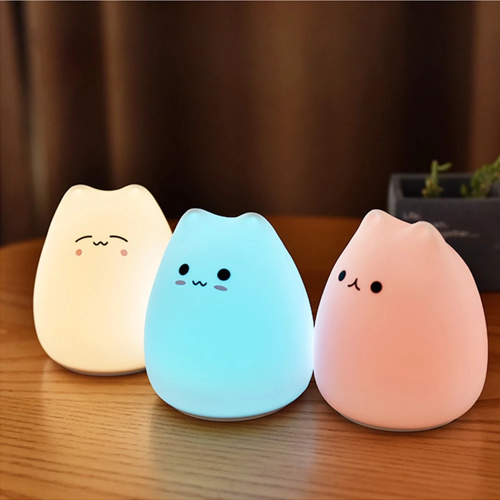 Cat Led Table Light
