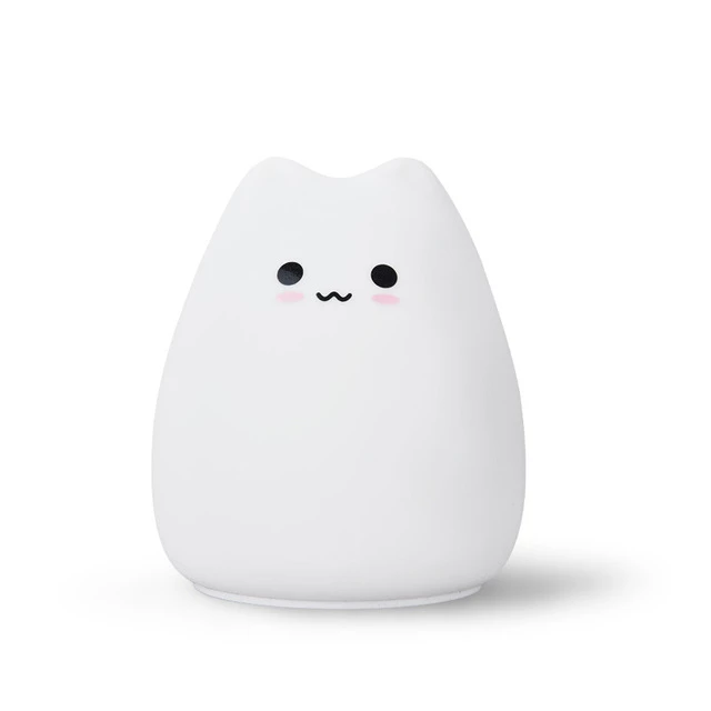 Cat Night Light Lamp