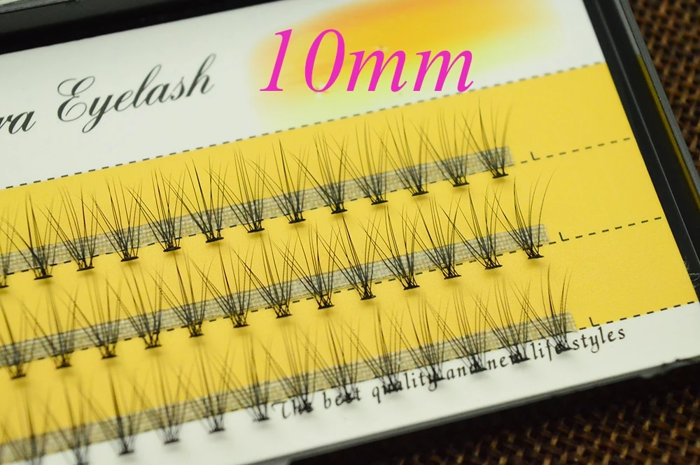 Eyelashes 10mm