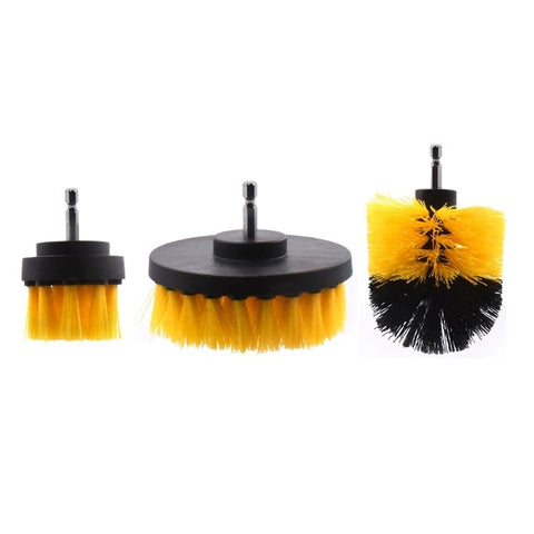 Electric Scrubber Brush Kit