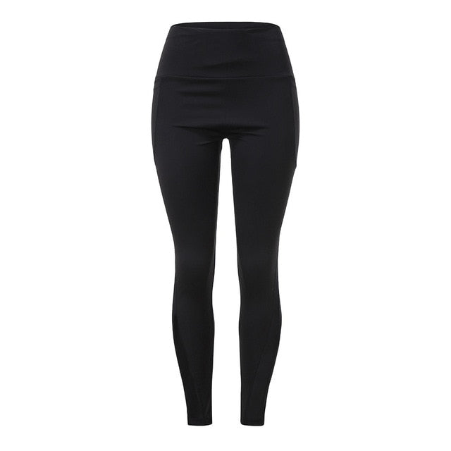 Women High Waist Running Pants