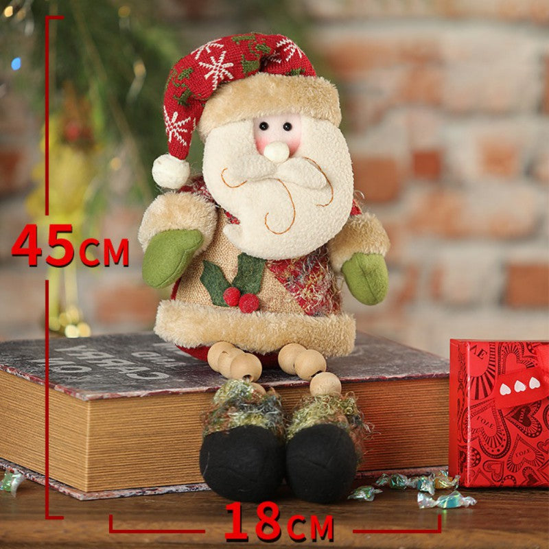 Christmas Children's Gift Doll