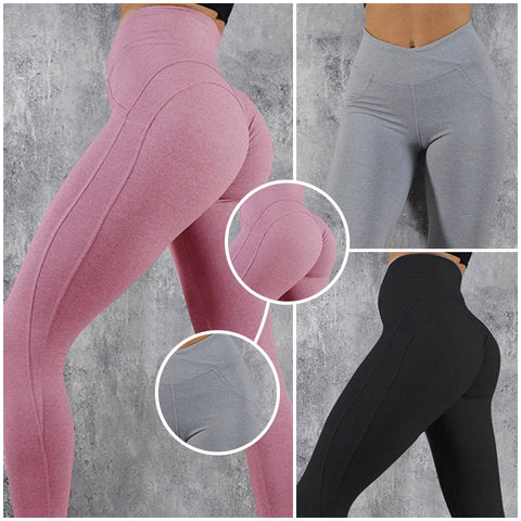 V Shape Push Up Legging