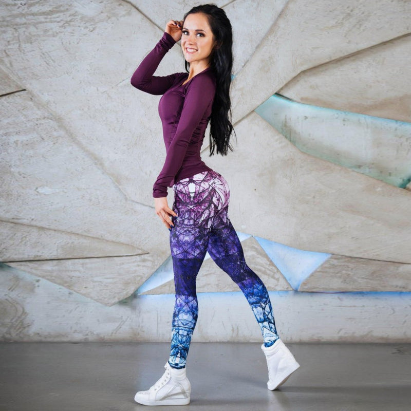Casual Women's Sportwear Leggins