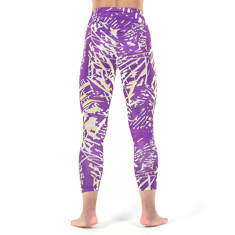 Ladies Printing Fitness Leggings