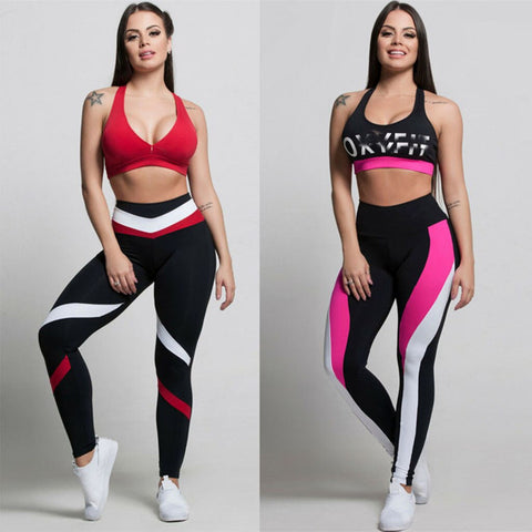 Black Ripped Women Legging