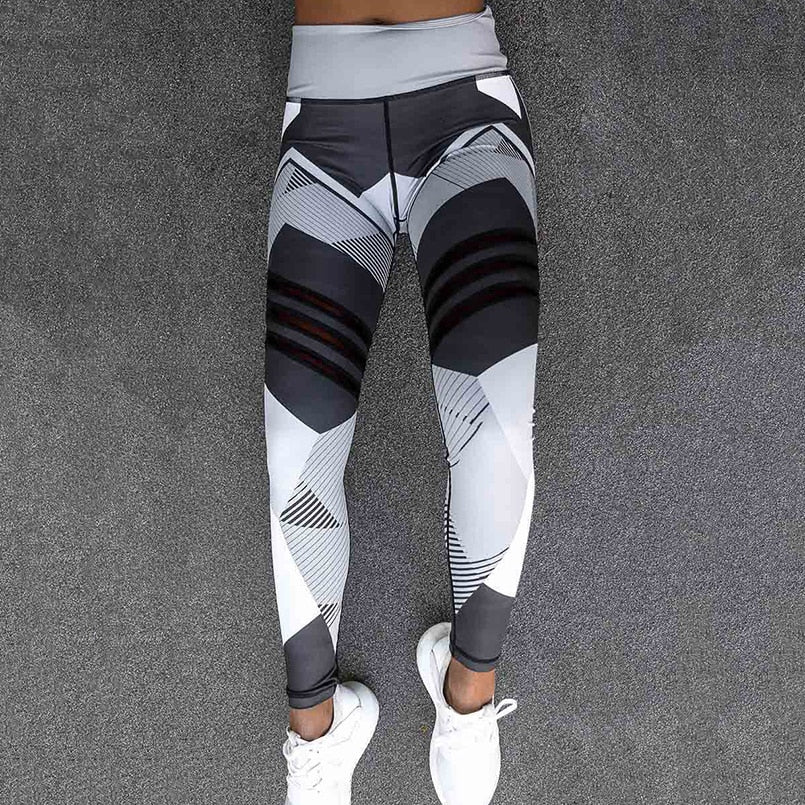 2020 Fashion Women Big Pocket Leggings