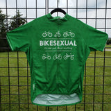 BIKESEXUAL Jersey - Green