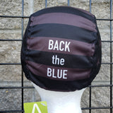 'Back the Blue' Law Enforcement Support - Cycling Cap