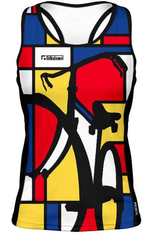 ABSTRACT BIKE Women's Gemini Tank
