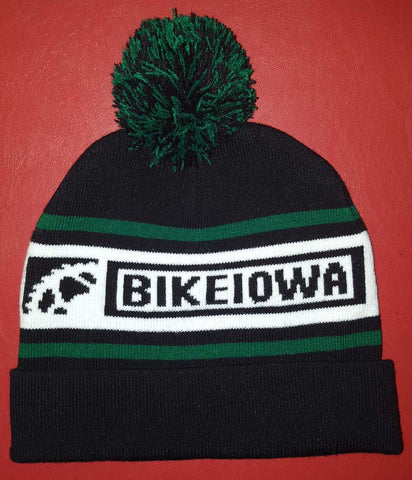 BIKEIOWA STOCKING CAP