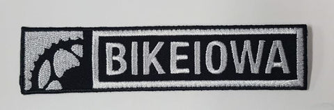 BIKEIOWA Patch