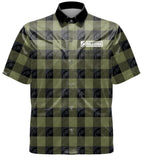 Green Plaid - Crew Shirt