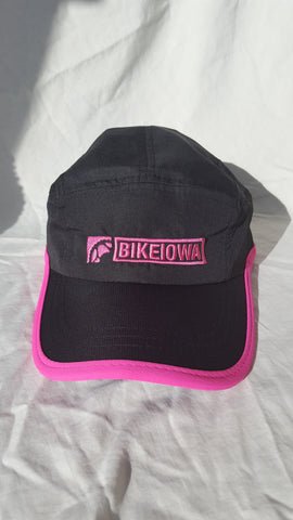 Women's Hot-Pink Performance Cap
