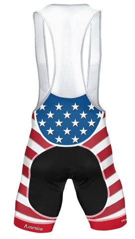 'Merica Cycling Short