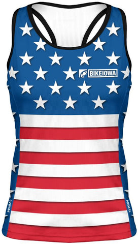 'Merica Women's Gemini Tank - RE-ORDER