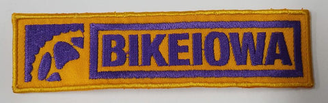BIKEIOWA UNI Patch