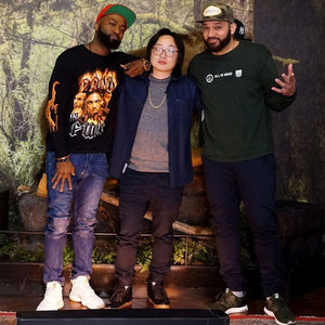 Comedian and Actor Jimmy O. Yang On Desus & Mero