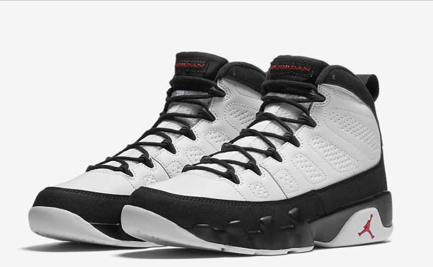 Match The Jordan 9 OG Space Jam