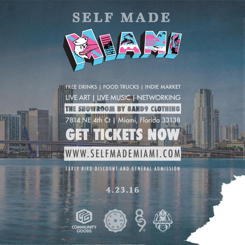 Props and Bonds Presents: Self Made Miami