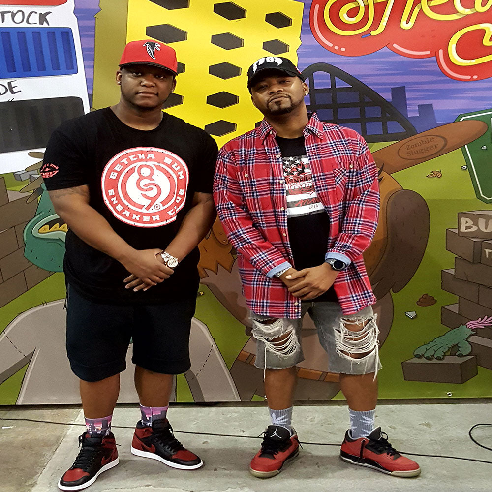 2016 September Sneaker Con Atlanta Recap