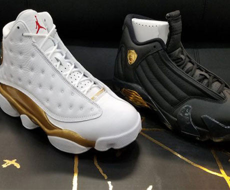 2017 Air Jordan 13 And 14 Defining Moments Pack