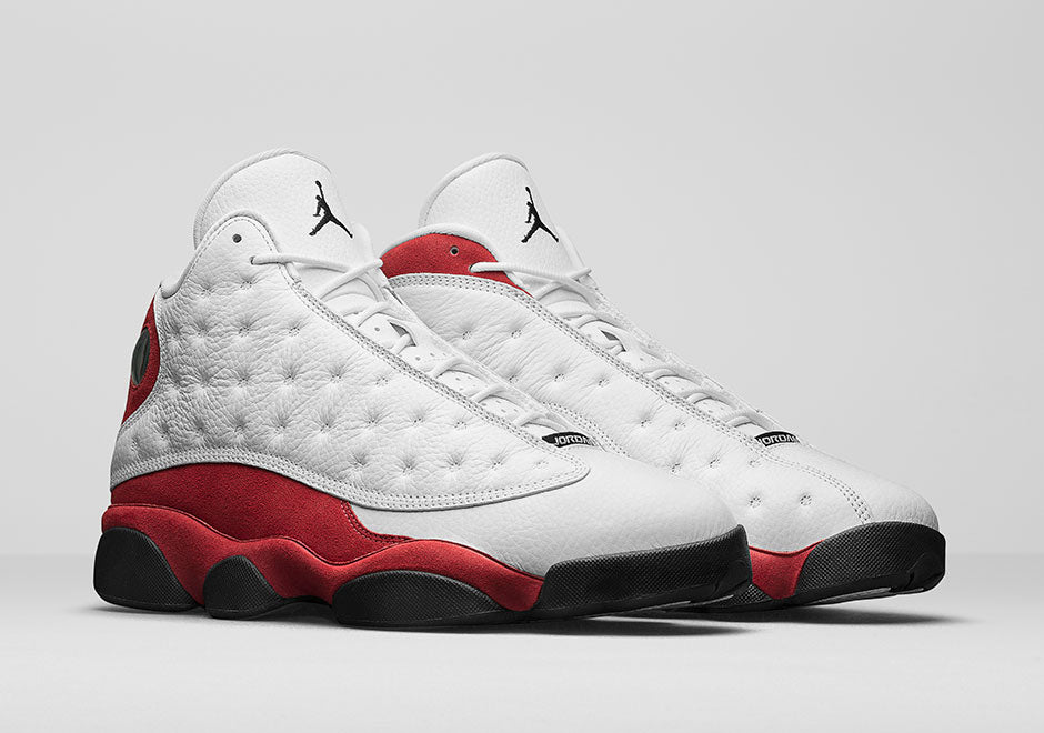 2017 Air Jordan 13 OG Chicago (1)
