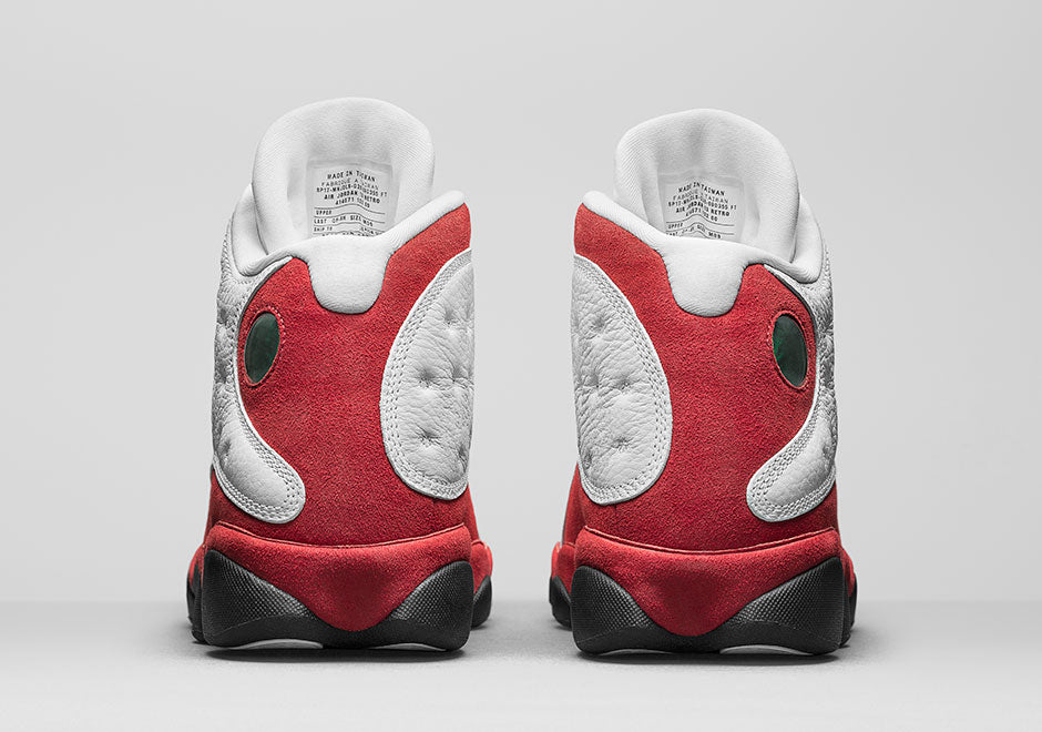 2017 Air Jordan 13 OG Chicago heel