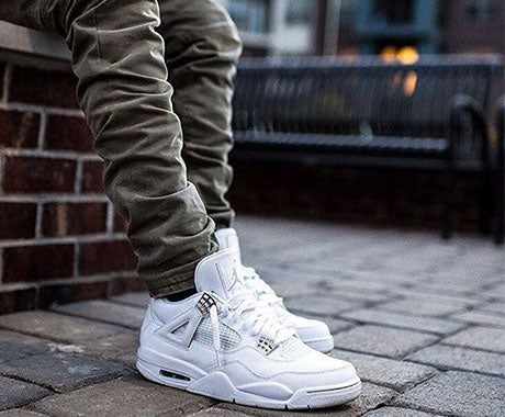 2017 Air Jordan 4 Retro Pure Money