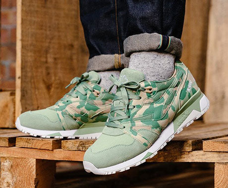2017 Diadora Bright Camo Pack