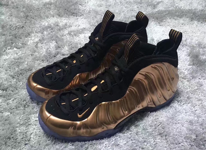 competitive price bfb0c 93520 2017 Nike Air Foamposite One Copper | 2017 Copper Foams ...