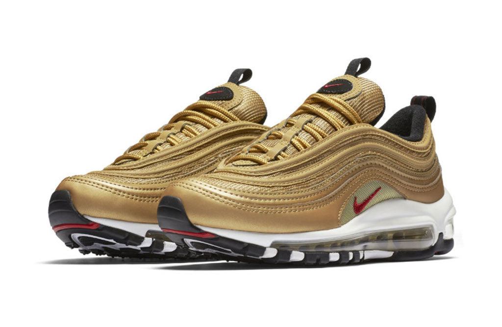 2017 Nike Air Max 97 Metallic Gold