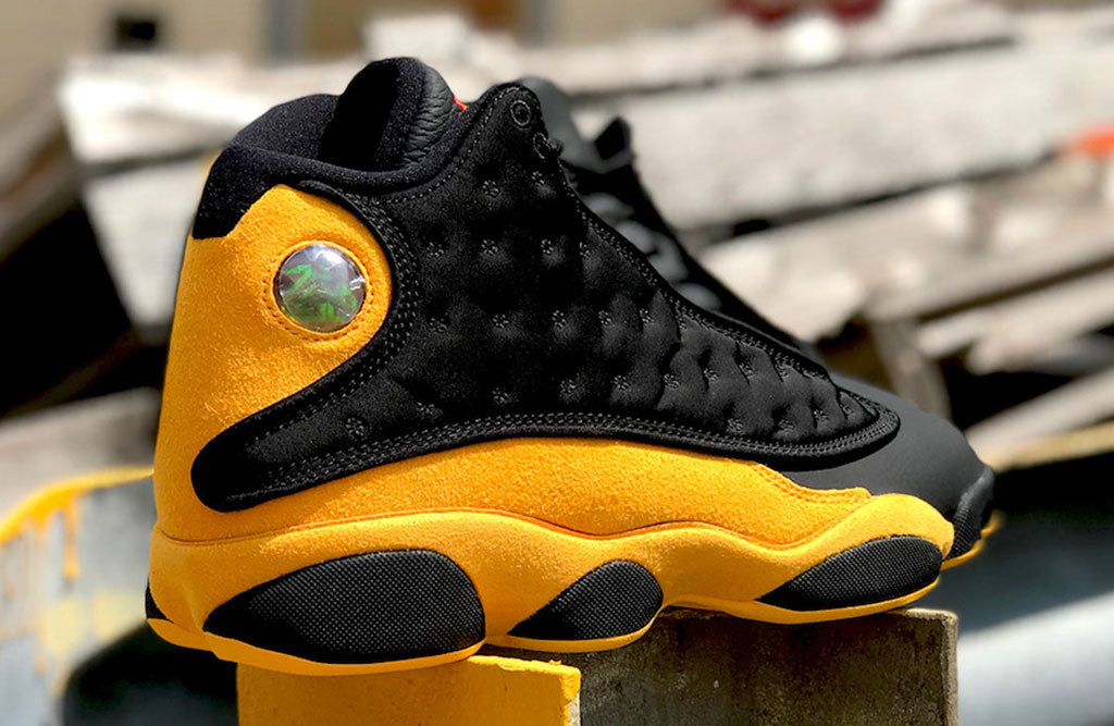 "dc57fb57365 2018 Jordan 13 Carmelo Anthony Class Of 2002. Air Jordan 13 Melo ""Class of  2002"" Color: Black/University Red-University Gold"