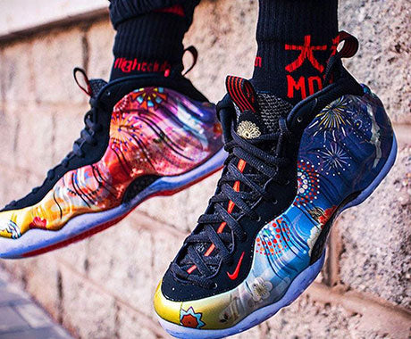 "2018 Nike Air Foamposite One ""Chinese New Year"""