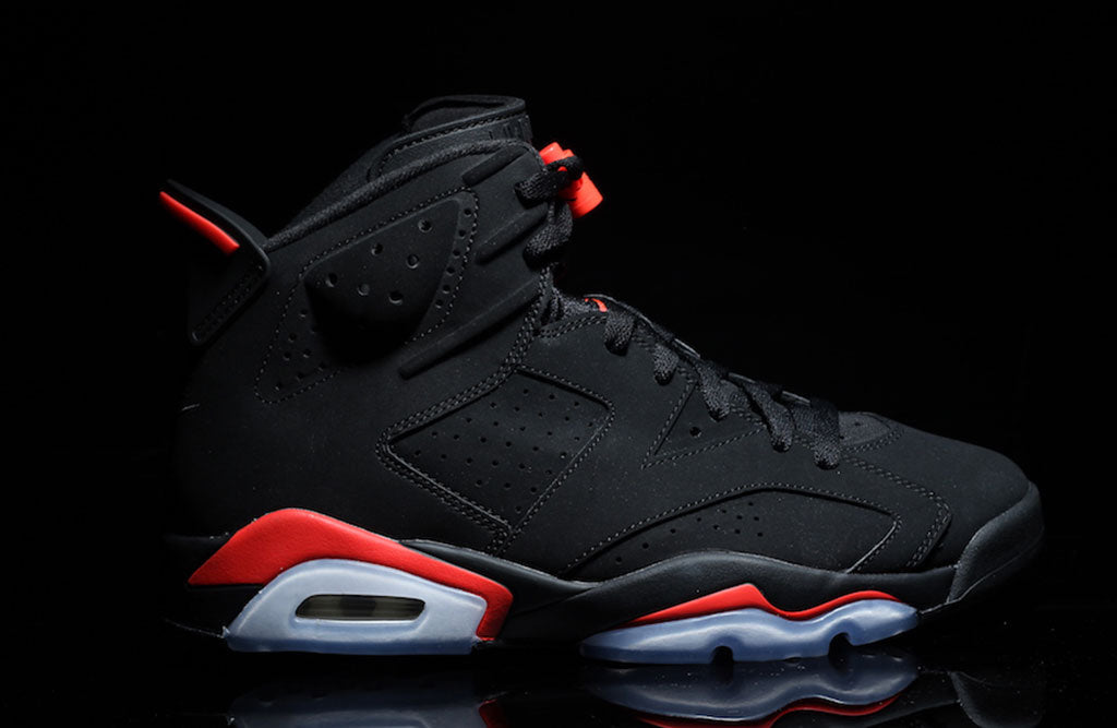 a30ff9db3 2019 Air Jordan 6 Infrared Release