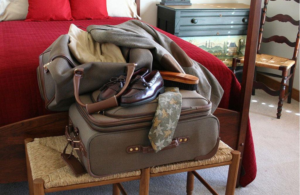 5 Tips for Taking the Stress Out of Your Travel Experience packing