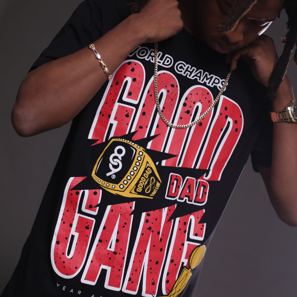 8&9 x Good Dad Gang Release New T Shirts w Maloney High School Students (2)