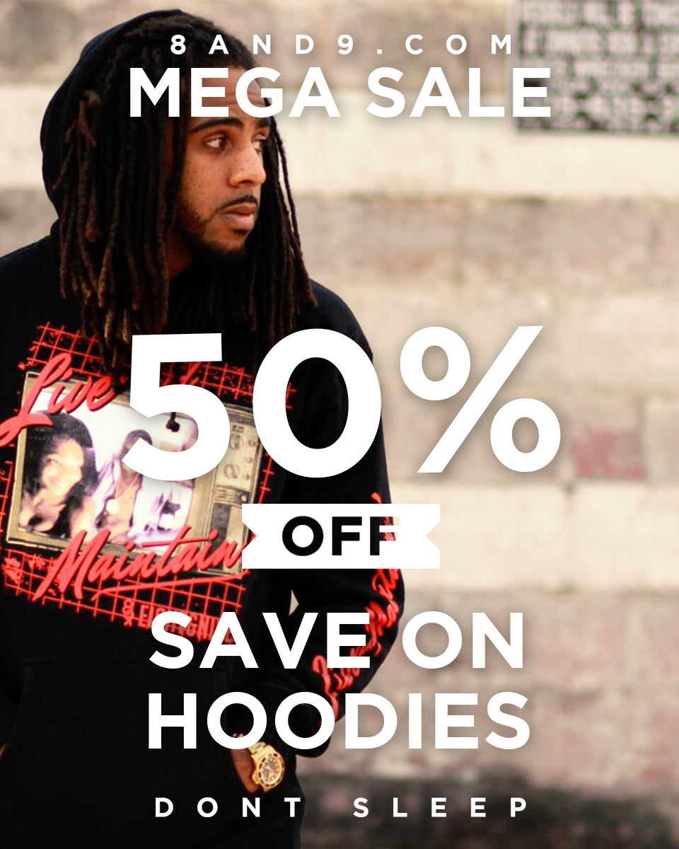 8and9 black friday streetwear sale 2015