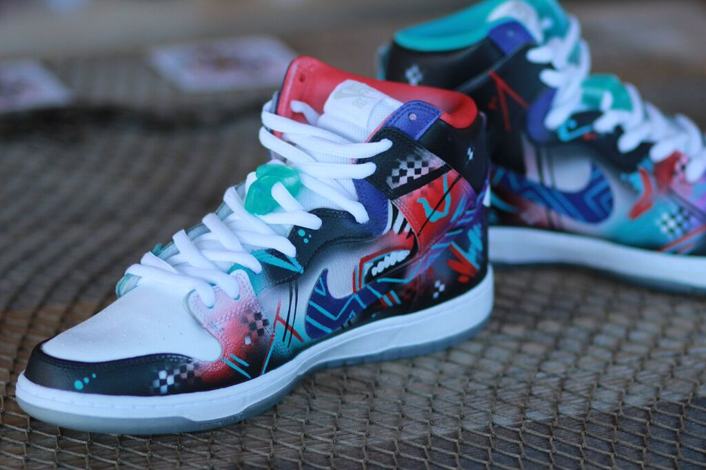 8and9 hysteria nike dunk sb by dez customz (1)