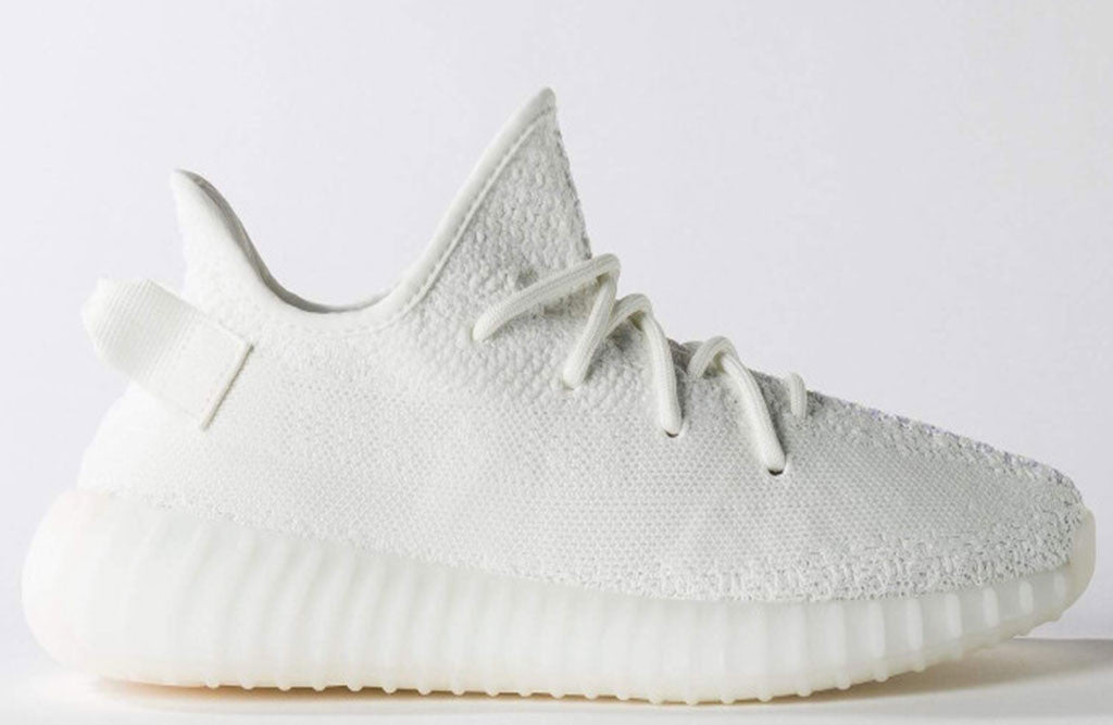 ADIDAS YEEZY BOOST 350 V2 CREAM WHITE 2017 RELEASE right