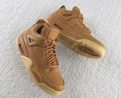 "AIR JORDAN 4 PREMIUM ""GINGER"""