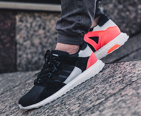 Adidas EQT Support Ultra Boost Turbo Red Release